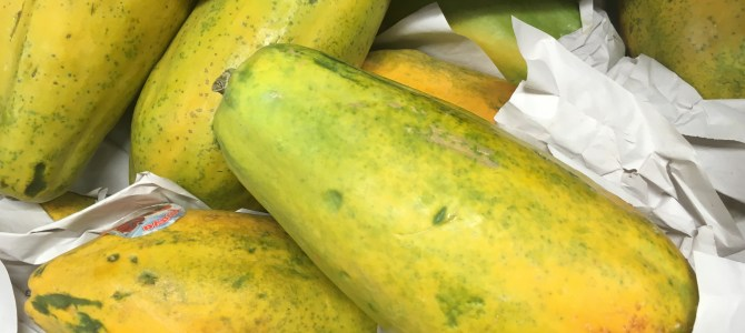 Answers to Colombian Fruits: Part 2