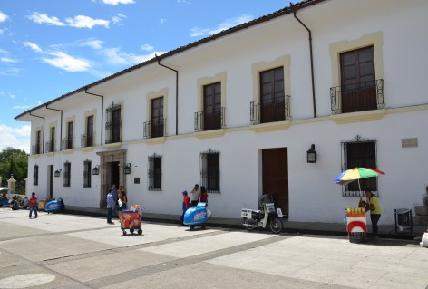 Museo Nacional Guillermo Valencia in Popayán, Cauca, Colombia