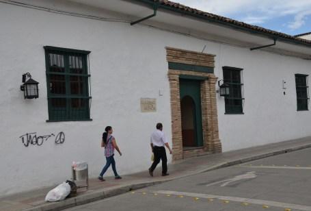 Casa Museo Guillermo León Valencia in Popayán, Cauca, Colombia