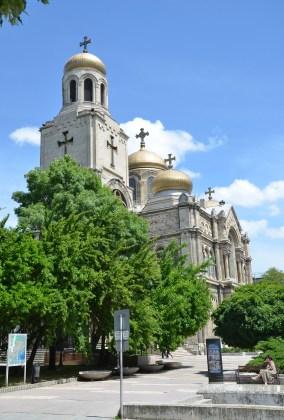 Uspenie Bogorodichno in Varna, Bulgaria