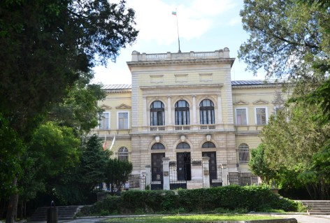 Varna Archaeological Museum in Varna, Bulgaria