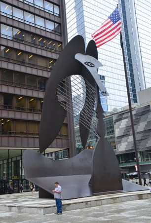 The Picasso at Daley Plaza in Chicago, Illinois