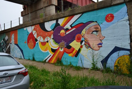 Between Paulina and Wood in Pilsen, Chicago, Illinois