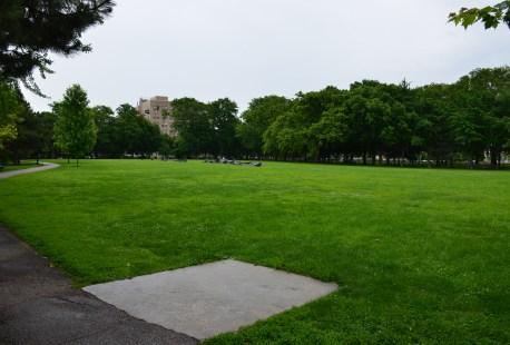 Arrigo Park in Chicago, Illinois