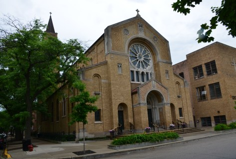 Our Lady of Pompeii in Chicago, Illinois