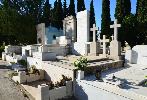 First Cemetery of Athens in Athens, Greece