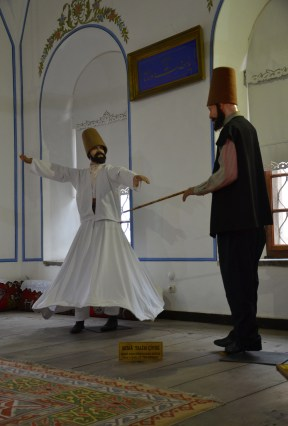 Matbah-ı Şerif at the Mevlâna Müzesi in Konya, Turkey