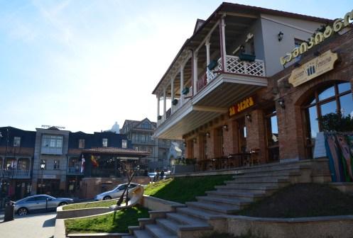 Gorgasali Moedani in Tbilisi, Georgia