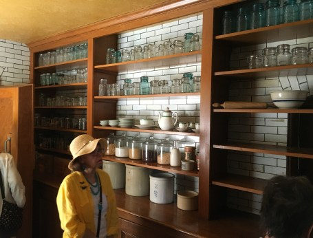 Pantry at the John J. Glessner House in Chicago, Illinois