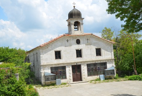 Uspenie Bogorodichno Church in Kavarna, Bulgaria