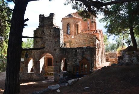 Panagia Krina in Chios, Greece