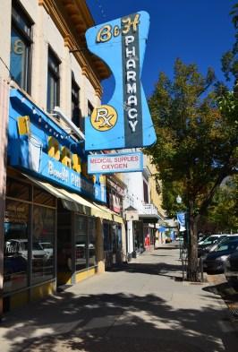 Center Street in Provo, Utah