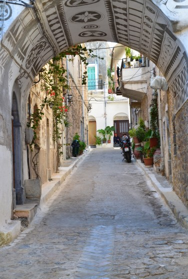 Olympi, Chios, Greece