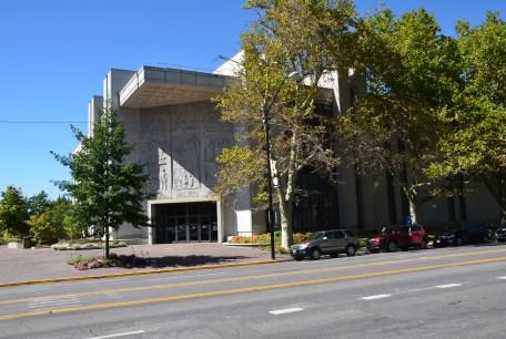 Church History Museum at Temple Square in Salt Lake City, Utah
