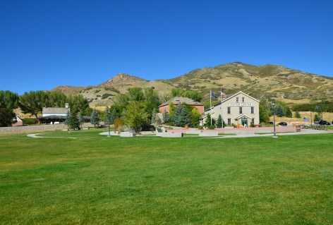 This Is the Place Heritage Park in Salt Lake City, Utah
