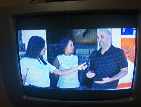Interview in Belén de Umbría, Risaralda, Colombia