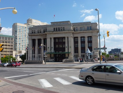Government Conference Centre (former Union Station) in Ottawa, Ontario, Canada