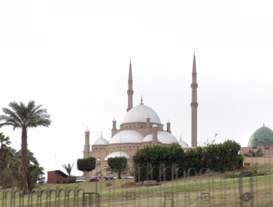 Mosque of Mohammad Ali in Cairo, Egypt
