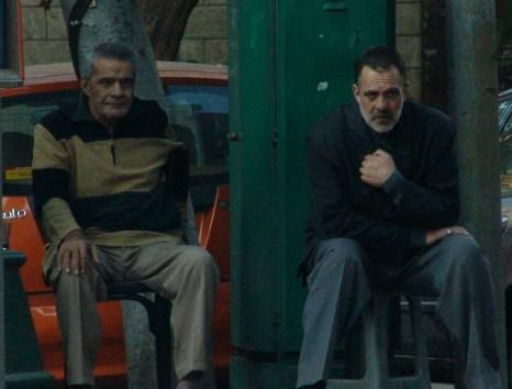 Egyptian men in Cairo, Egypt