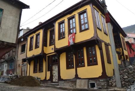 Ottoman home in Afyon, Turkey