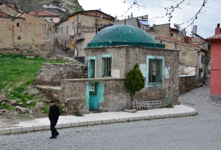 Ahmet Türbesi in Afyon, Turkey