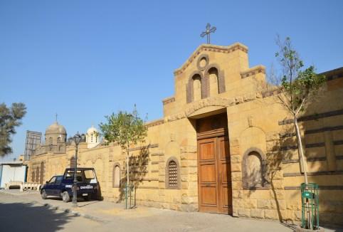 Cemetery in Cairo, Egypt