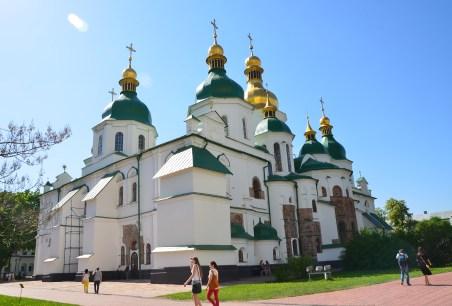 St. Sophia Cathedral in Kiev, Ukraine