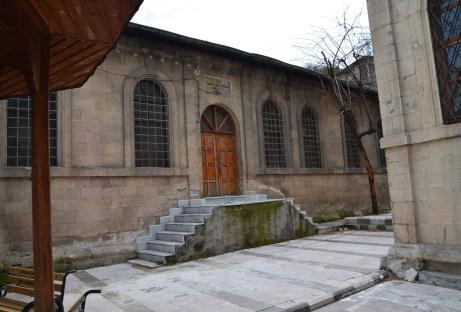 Aşevi at the Dönenler Camii in Kütahya, Turkey