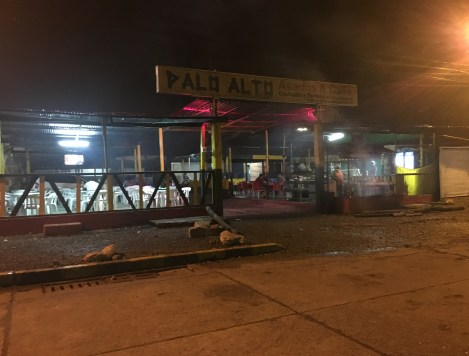 Palo Alto in Buenaventura, Valle del Cauca, Colombia