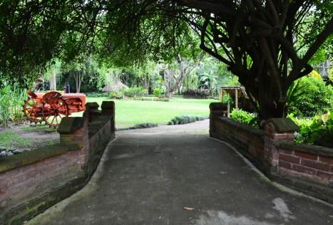 Museo de la Caña in Valle del Cauca, Colombia