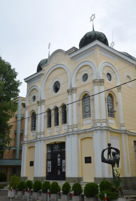 Petko Zadgorski Art Gallery in Burgas, Bulgaria