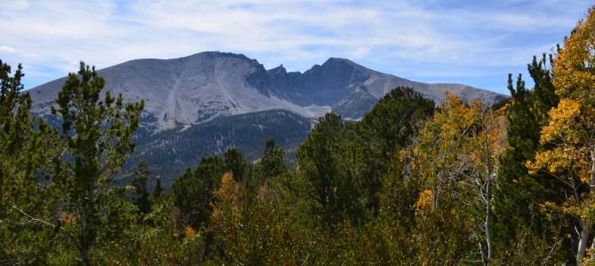 Wheeler Peak Scenic Drive