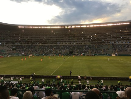 Deportivo Cali vs Envigado at Estadio Deportivo Cali in Palmira, Valle del Cauca, Colombia