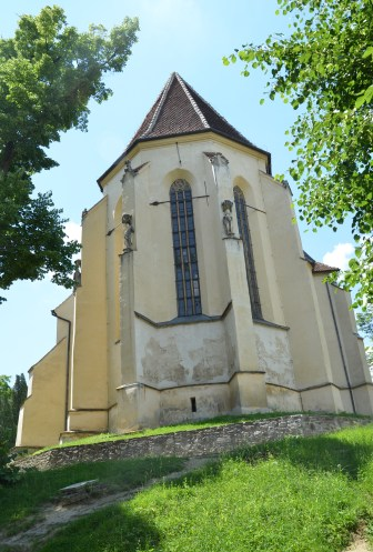 Biserica din Deal in Sighişoara, Romania