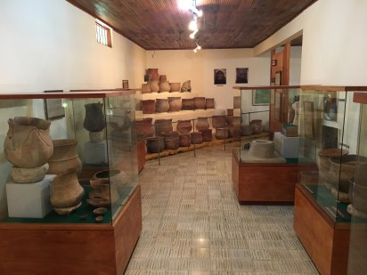 Archaeological Museum at Tierradentro, Cauca, Colombia