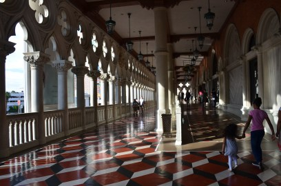 Doge's Palace at the Venetian in Las Vegas, Nevada