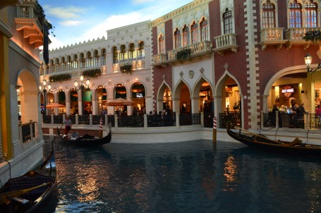 Grand Canal Shoppes at the Venetian in Las Vegas, Nevada
