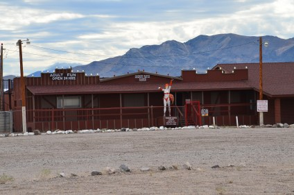Cherry Patch Ranch in Crystal, Nevada