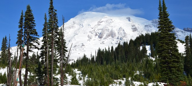 Mount Rainier Basics