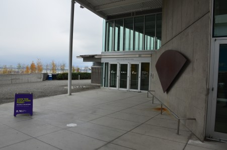 PACCAR Pavilion at Olympic Sculpture Park in Seattle, Washington