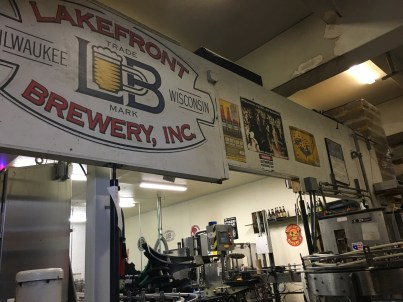 Lakefront Brewery in Milwaukee, Wisconsin