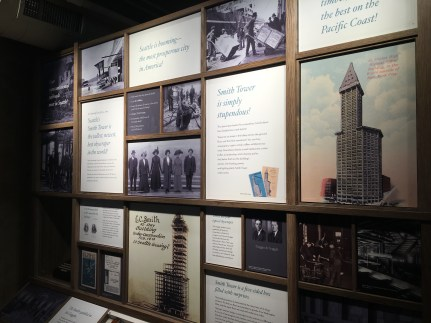 Museum at the Smith Tower in Seattle, Washington