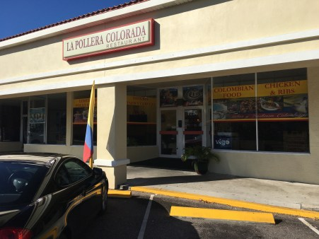 La Pollera Colorada in Clearwater, Florida