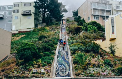 SF Tiled Steps