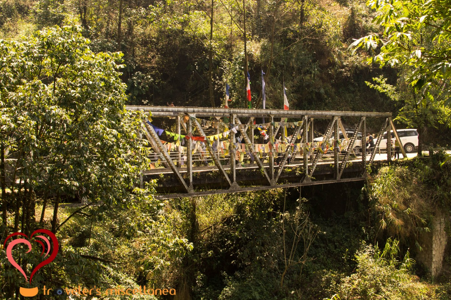 Bridges of Sikkim