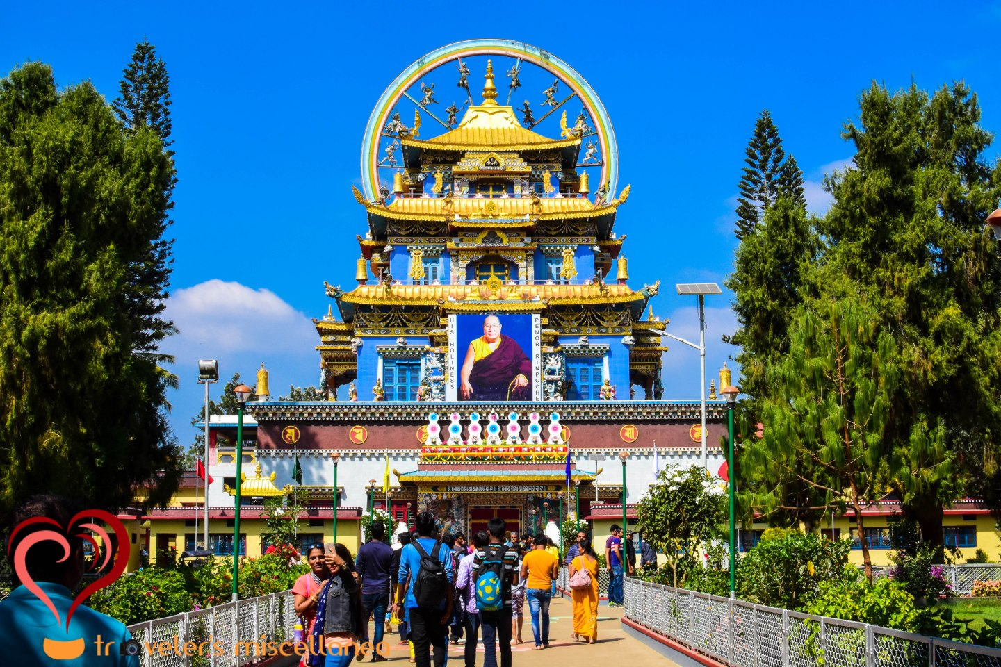 The Golden Temple Bylakuppe
