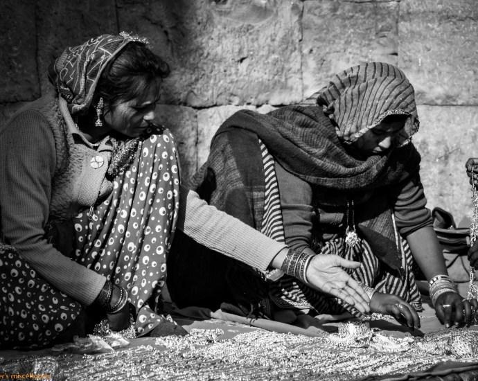 Women at Jaisalmer Fort