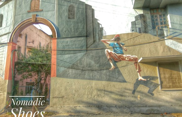 Delhi Street Art Project