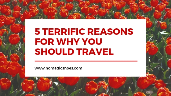 5 Terrific Reasons Why You Should Travel