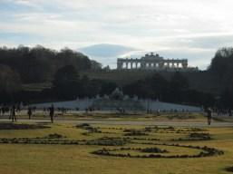 Vienna Schonbrun palace